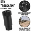 DTK ''Bulgarian'' Lightweight CNC AK Flash Hider Combat Union