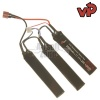11.1V 2600mAh 25C LiPo Crane Stock Battery VP