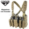 Recon Chest Rig Tan CONDOR