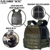 Plate Carrier Tac Tec OD Green Ars Arma