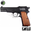 Browning Hi-Power Full Metal Pistol GBB WE