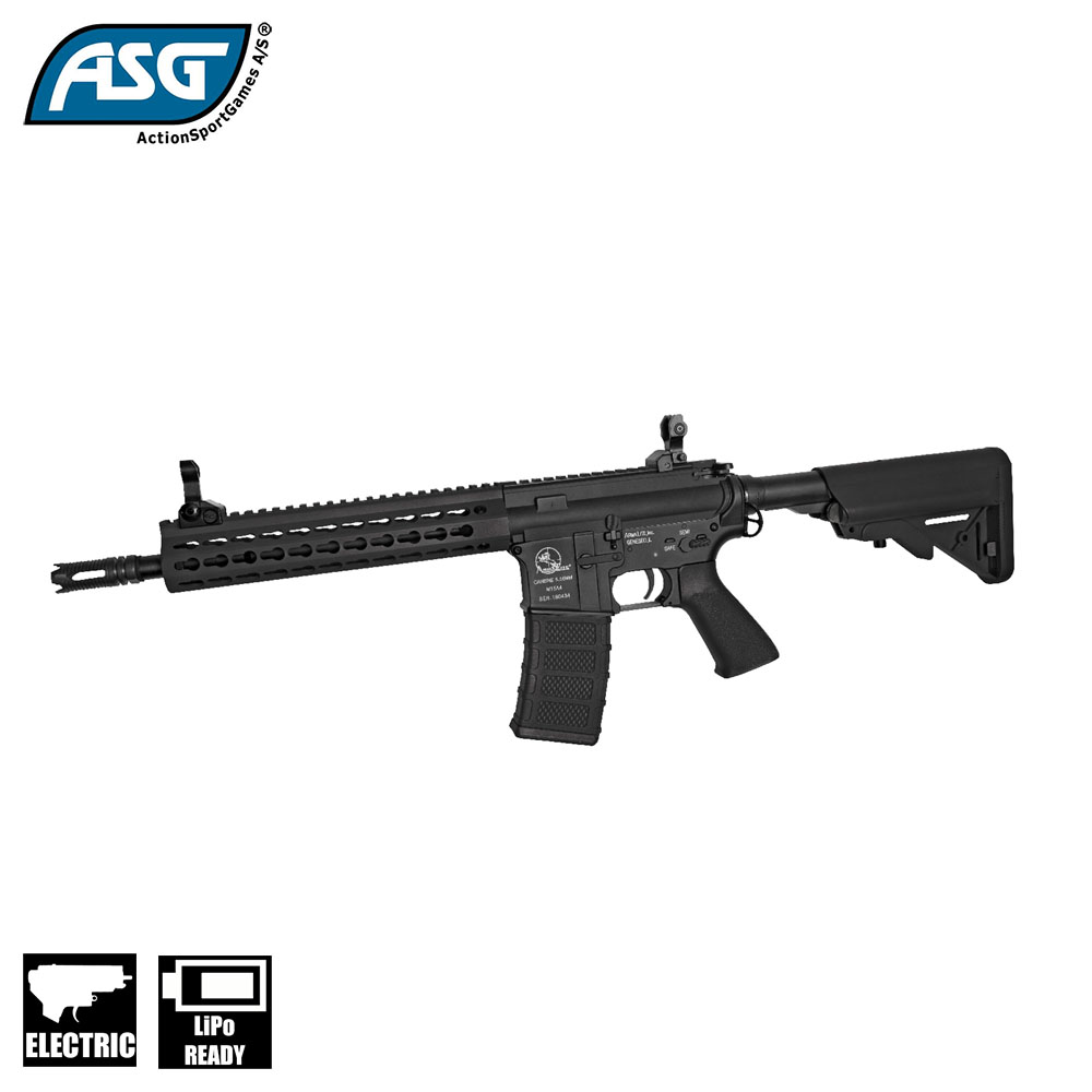 Armalite M15 Assault Rifle Valuepack AEG ASG