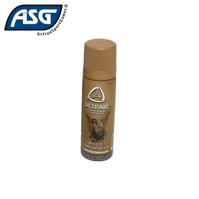 ULTRAIR Silicone Oil Spray 60ml ASG