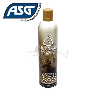 ULTRAIR Green Gas 570ml (270g) ASG