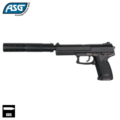 Mk23 SOCOM Special Operations Gas Pistol NBB ASG