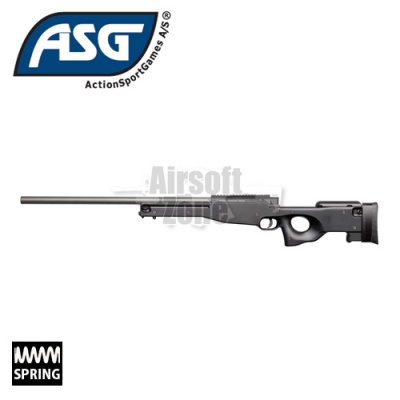AW .308 Spring Sniper Rifle (Black) ASG