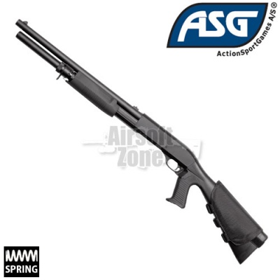 Franchi SAS 12 Full Stock 3 Round Burst Shotgun ASG