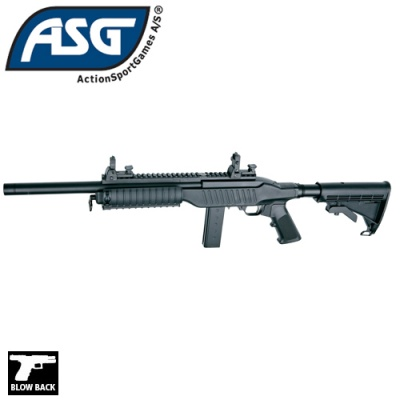 Special Teams Carbine 10/22 Gas Sniper Rifle ASG