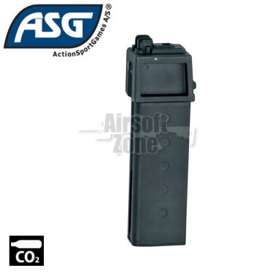 29rnd CO2 Magazine for Special Teams Carbine 10/22 Gas Sniper Rifle ASG