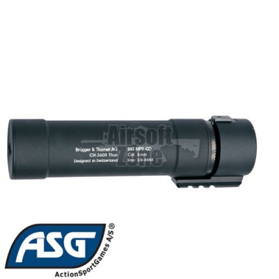 Silencer for B&T MP9 GBB ASG