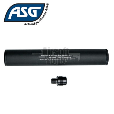 Hush XL Silencer for AW .308 ASG