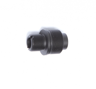 14mm CCW Adaptor for M40A3 Spring Sniper Rifle ASG