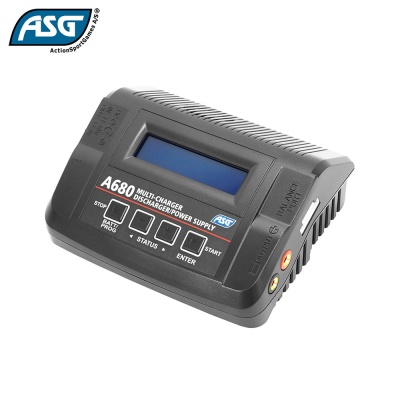 Auto-Stop Digital Multifunctional Battery Charger (UK plug) ASG