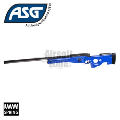 AW .308 Spring Sniper Rifle (Two Tone Blue) ASG