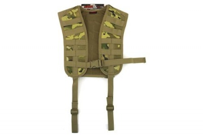 PMC MOLLE Harness Nuprol Camo NUPROL