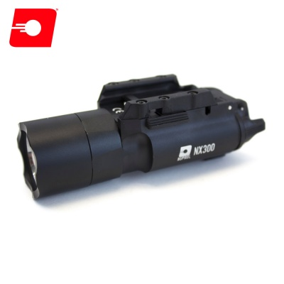 NX300 Pistol Torch Black NUPROL