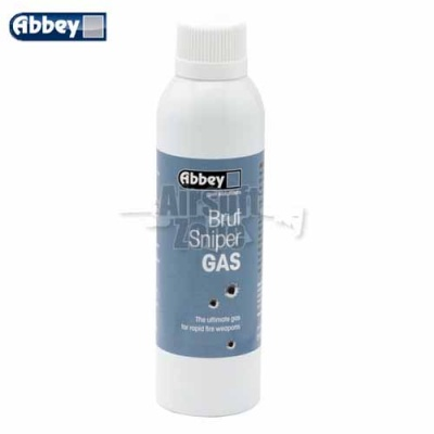 Brut Sniper Gas 270ml Abbey