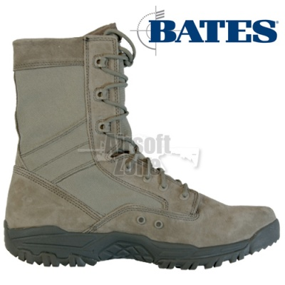 8'' Tactical Zero Mass Sage Boots BATES