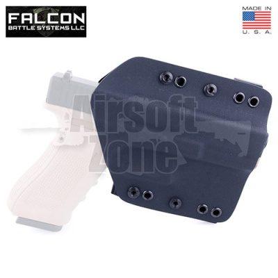 Enforcer Kydex Holster for TM/WE Glock 17 Black FKT