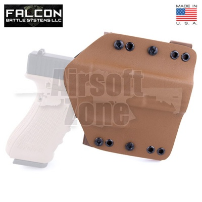Enforcer Kydex Holster for TM/WE Glock 17 Tan FKT