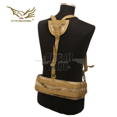Right Angle Belt Ver. FE A-Tacs MOLLE FLYYE