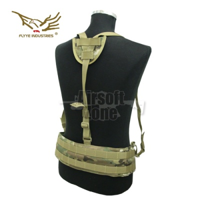 Right Angle Belt Ver. FE Multicam MOLLE FLYYE
