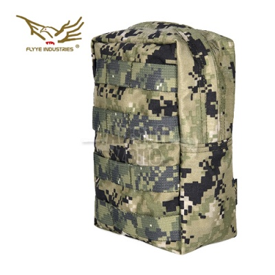 Vertical Accessory Pouch AOR2 MOLLE FLYYE