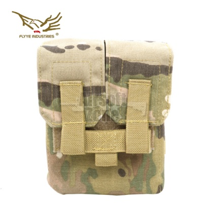 M249 200rds Ammo Pouch Multicam MOLLE FLYYE
