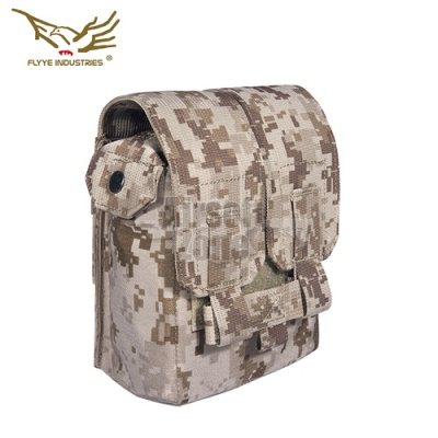 M249 200rds Ammo Pouch AOR1 MOLLE FLYYE