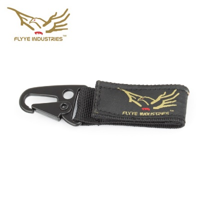 Key Chain Black FLYYE