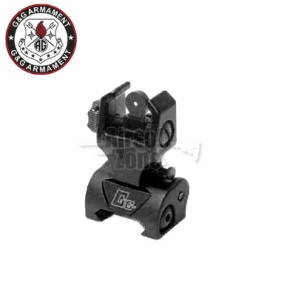 Flip-up Rear Sight G&G
