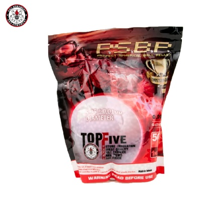 0.20g Perfect BBs 1kg Bag of 5000 G&G