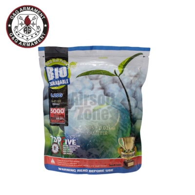 0.20g Bio BBs Bag of 5000 G&G