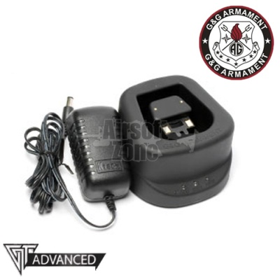 Battery Charger for TGM MP5 Battery Handguard G&G