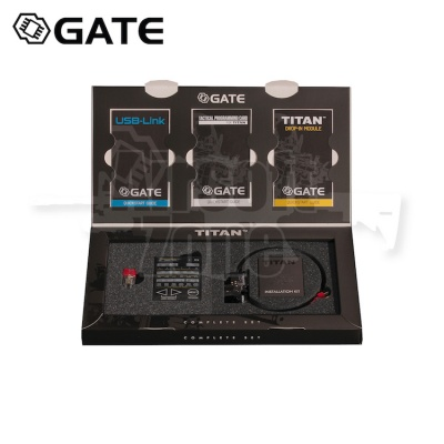 TITAN V2 AEG Control System Mosfet Advanced Set GATE Electronics