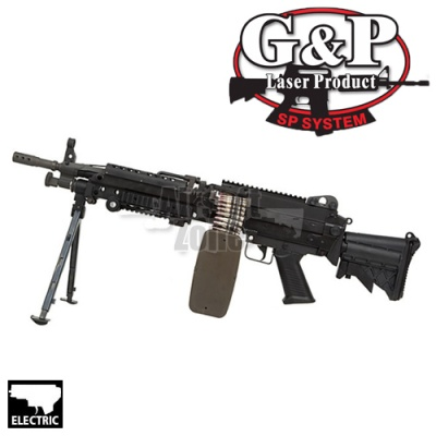M249 Special Forces (DX) AEG G&P