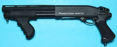 M870 Mad Dog Type Shotgun (Shorty) G&P
