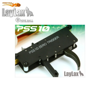 PSS10 VSR Series Zero Trigger 90¡ Set (includes piston) LayLax