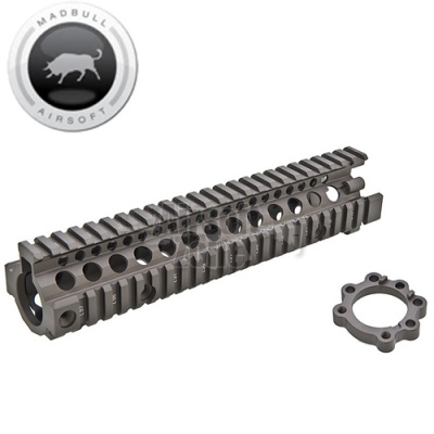 Daniel Defense DD Lite Rail MK18 RIS II 9.5 inch Rail Dark Earth MADBULL