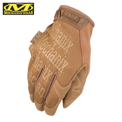 The Original Glove Coyote Brown Mechanix