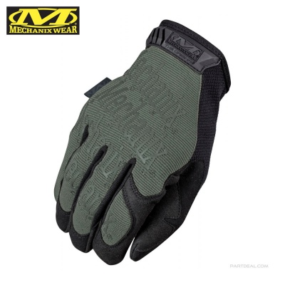 The Original Glove Foliage Green (2017) Mechanix