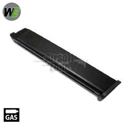 50rnd Extended Gas Magazine for G17 & G18 Series WE