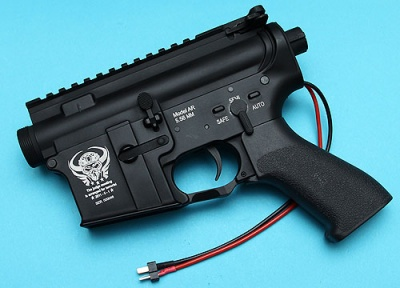 M4 / M16 Seal Skull Metal Body Pro Kit Black G&P