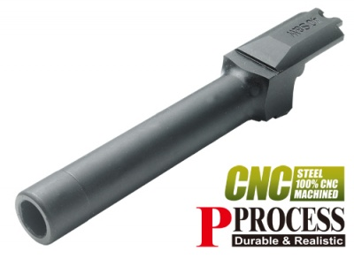.40 Steel Outer Barrel for MARUI M&P9 Guarder