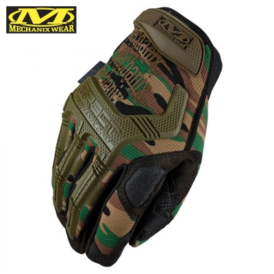 M-Pact Glove New Design Woodland (2017) Mechanix