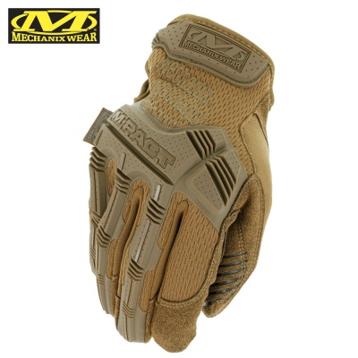 M-Pact Glove New Design Coyote Brown Mechanix