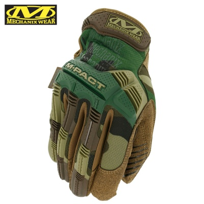 M-Pact Glove New Design Woodland Mechanix