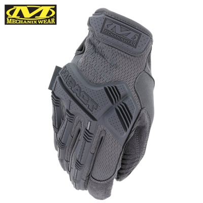 M-Pact Glove New Design Wolf Grey Mechanix