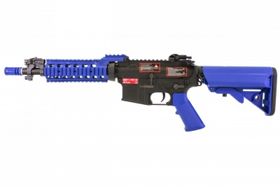NP Delta Pioneer Defender Two Tone Blue AEG NUPROL