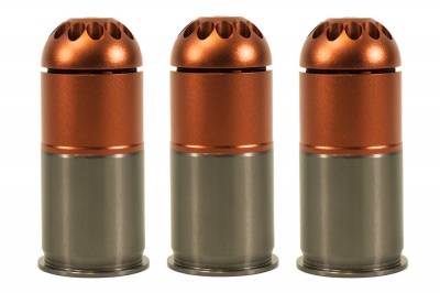 NP 40mm 96rnd BB Shower Grenade Shell (pack of 3) NUPROL